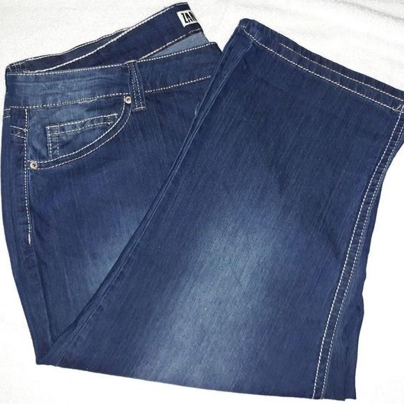 cfd9ecaccc03d Woman s Simply Emma Zanadi Capris Pants 22W